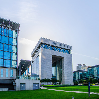 DIFC Gate Building and Precinct