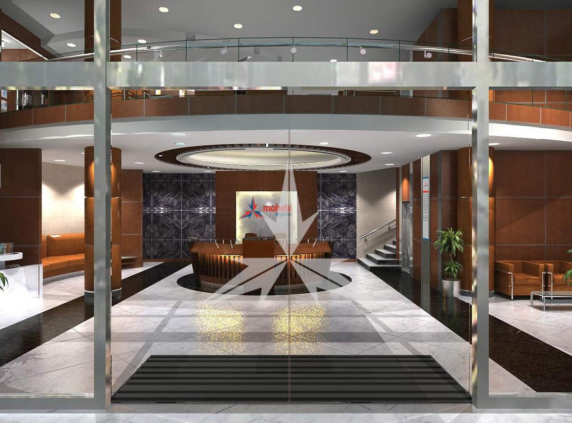 Mohebi Logistics Office | Al Shirawi Interiors