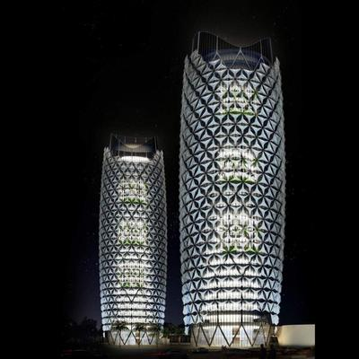 Abu Dhabi Investment Council Headquarters
