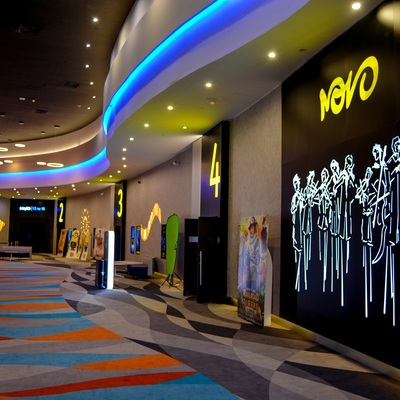 Novo Cinemas Refurbishment - Dubai Festival City