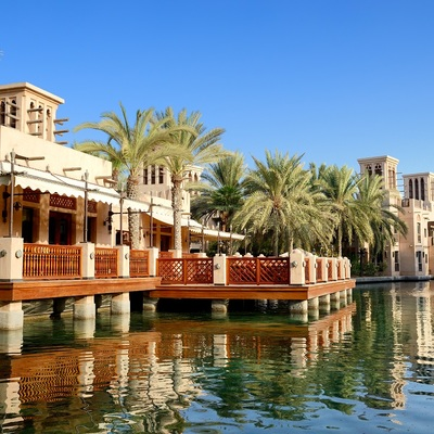 Madinat Jumeirah Resort Phase IV