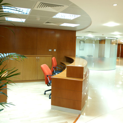 Belhoul Corporate Showroom & Offices